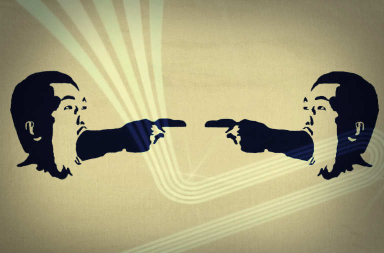 La autocrítica es revolucionaria - Andén 48