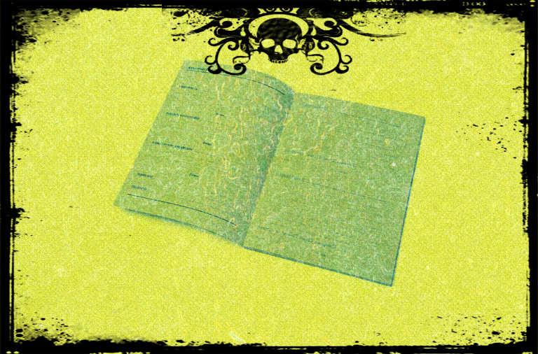 Cuaderno de comunicaciones - Andén 57