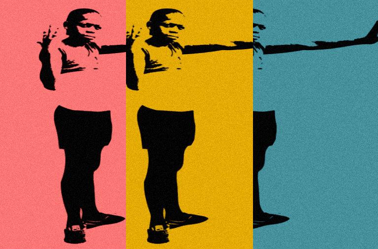 Silogística moderna: El cuerpo y el color como premisas - Andén 60