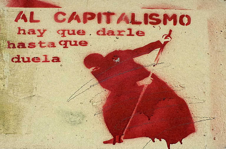 Conciencia crítica para hacer frente a la crisis capitalista - Andén 62