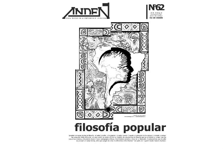 Andén 62 - Filosofía popular