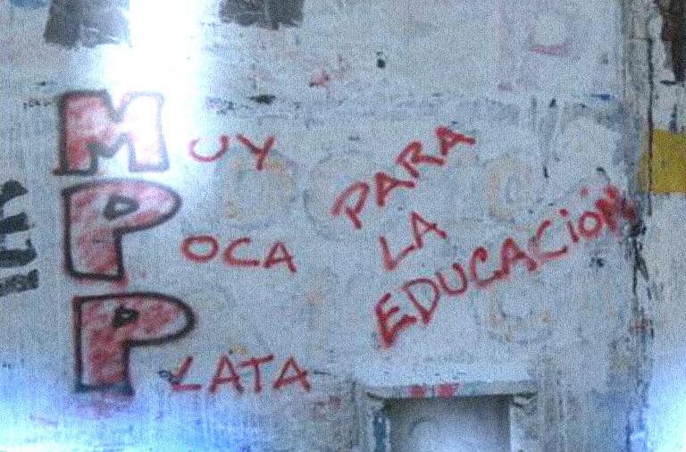 ¡Ay, educación! - Andén 63