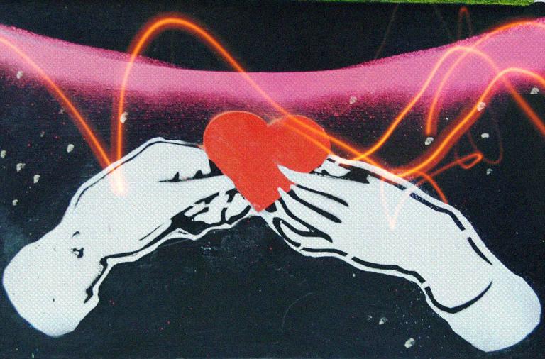 """""""Felices los que tienen el corazón puro, porque verán a Dios"""" - Andén 63"""