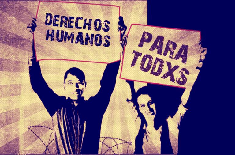 Derechos humanos y militancia política: Reflexiones a 28 años de la recuperación de la Democracia - Andén 64