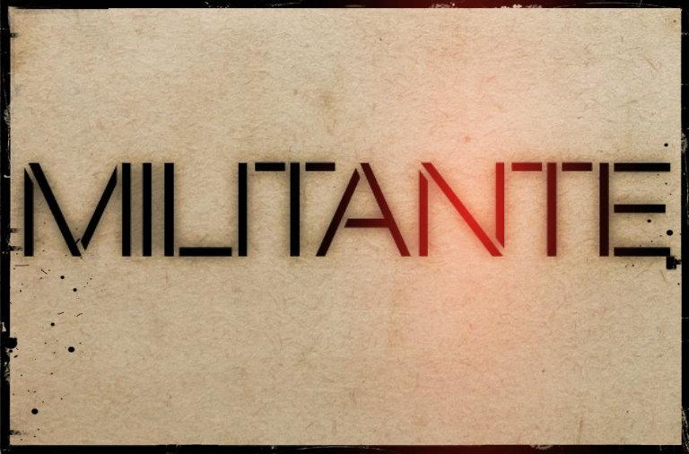 Militancia: El arte de militar - Andén 64