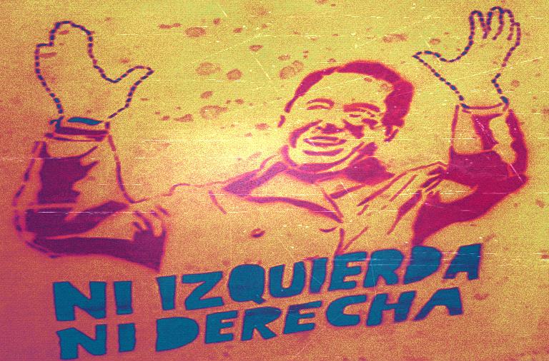 Perón le hace el juego a la derecha - Andén 66