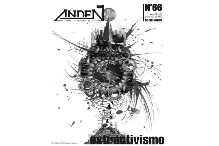 Andén 66 - Extractivismo