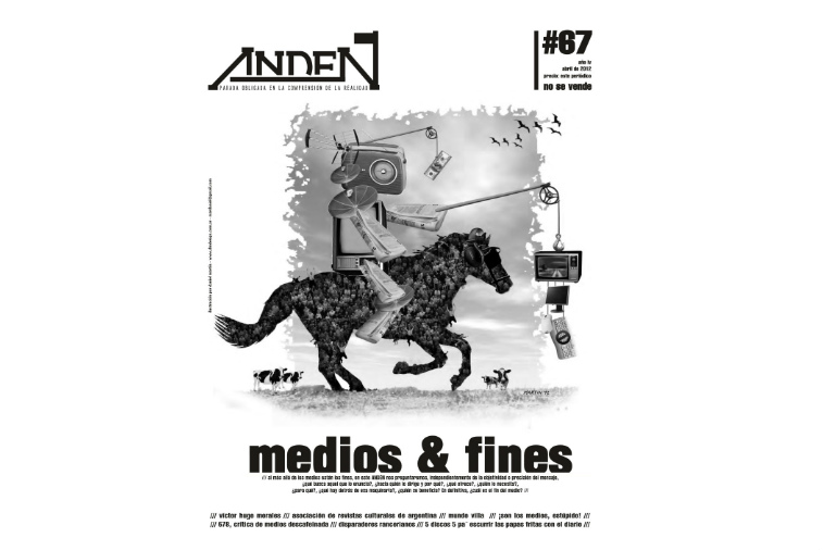 Andén miente - Editorial 67