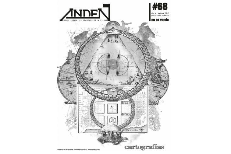 Andén 68 - Cartografías