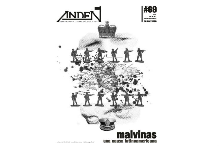 Andén 69 - Malvinas
