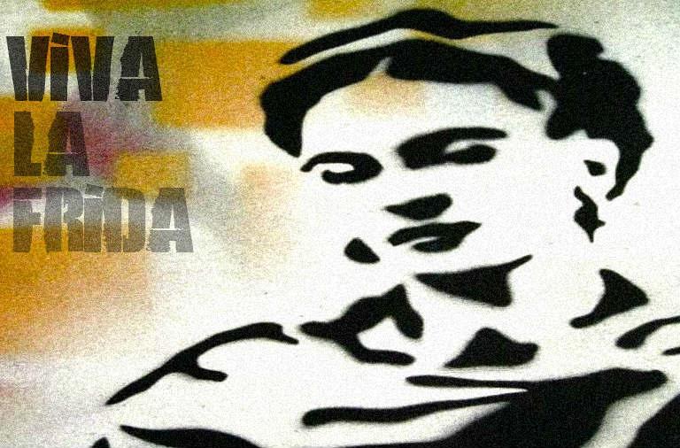 Frida: de la pintura al merchandising - Andén 70