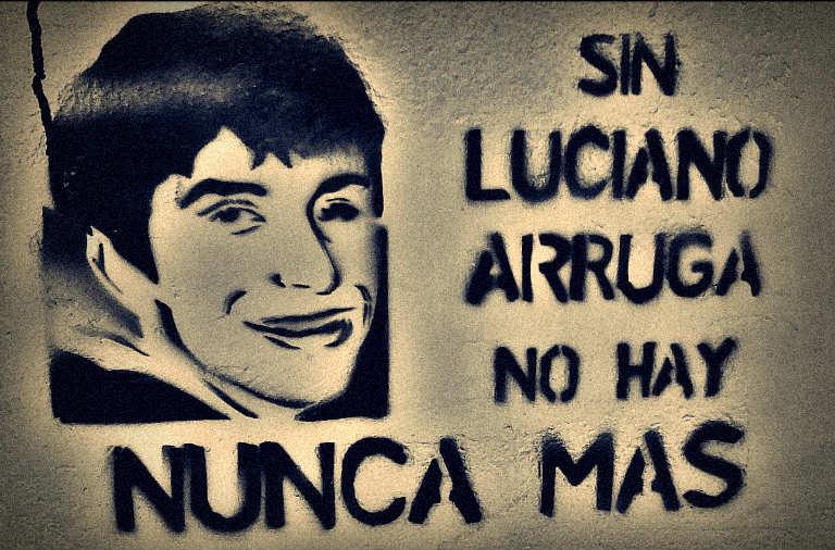 Para no olvidar a Luciano Arruga - Andén 70