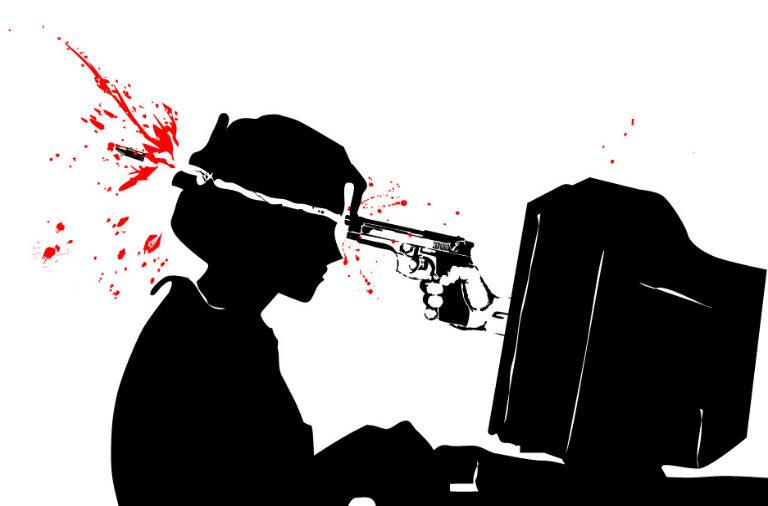 Internet un arma de doble filo - Andén 73