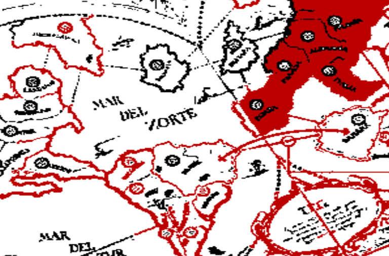 China ataca Kamchatcka - Andén 73