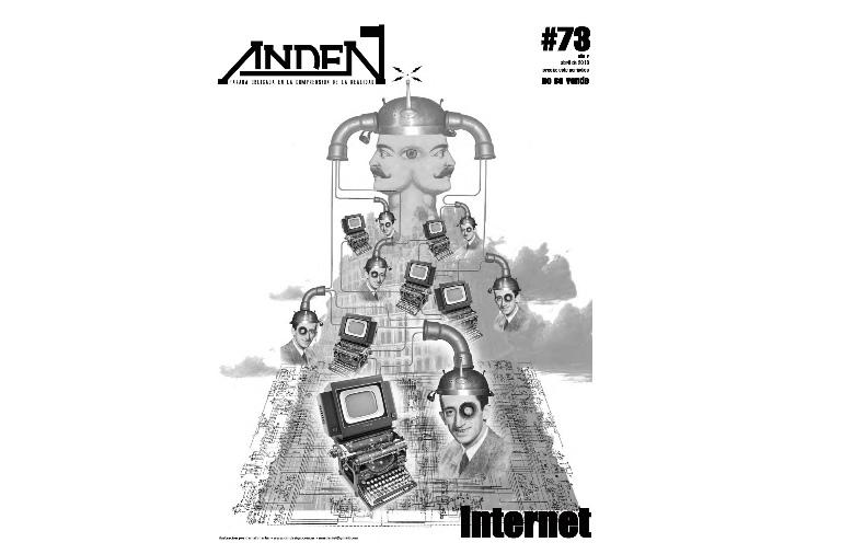 Andén 73 - Internet