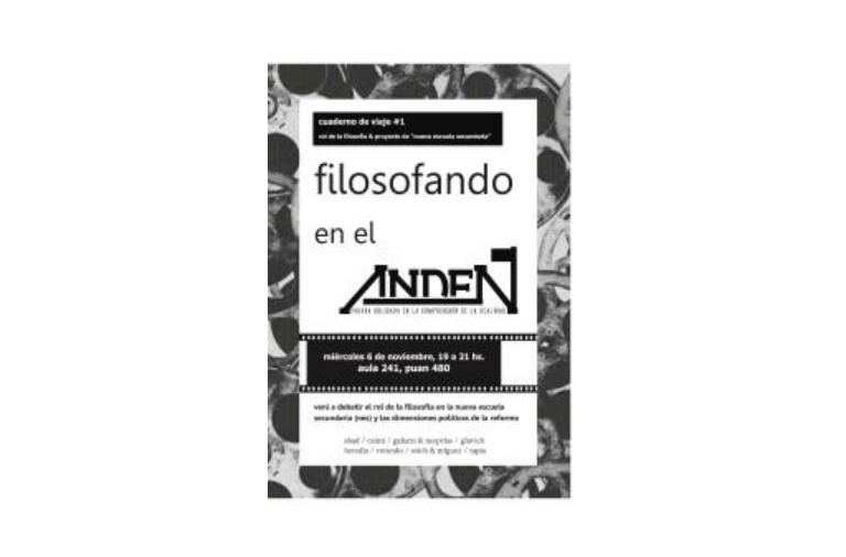 Andén - Nueva Escuela Secundaria (NES)