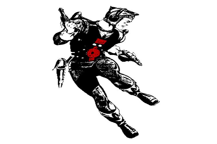 Cuerpos de superhéroes: Orígenes & Reflexiones - Andén 76