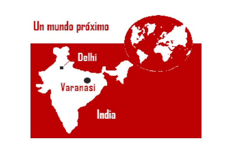 Expreso a Varanasi - Andén 77