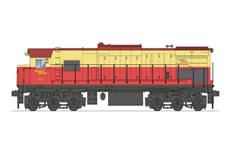 """""""Convoy articulado autopropulsado sobre vía férrea"""", a sólo una estación de decir """"sí""""  - Andén 77"""