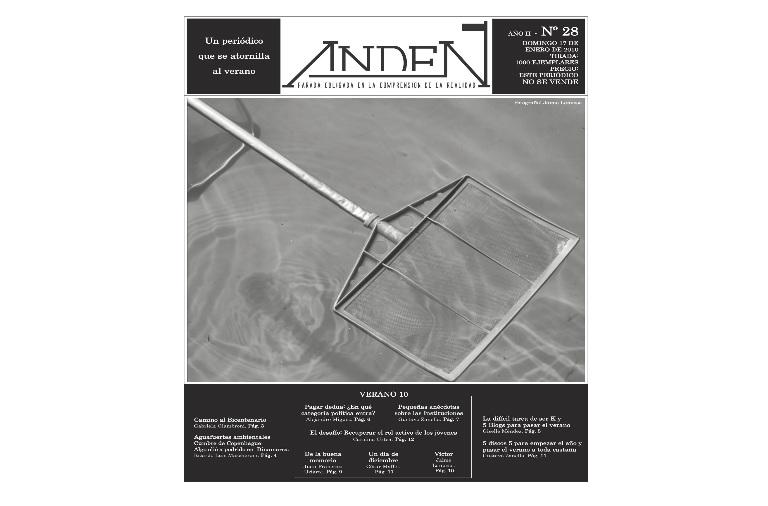 Verano 10 - Editorial - Andén 28