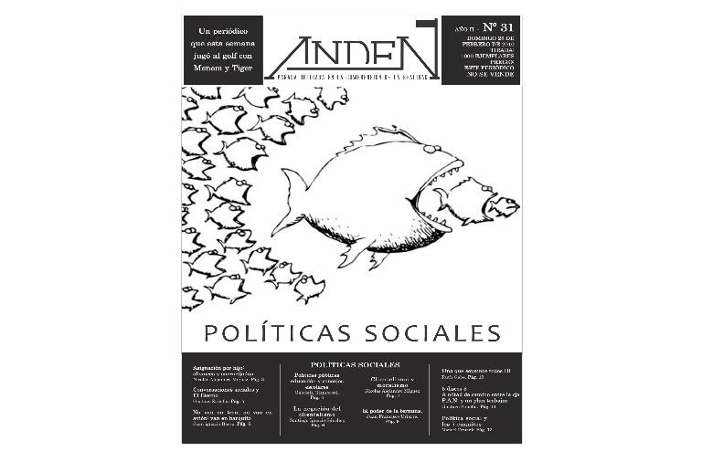 Políticas Sociales - Editorial 31