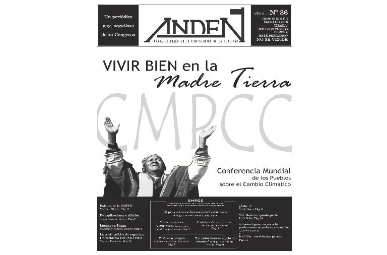 Bolivia: CMPCC - Editorial 36