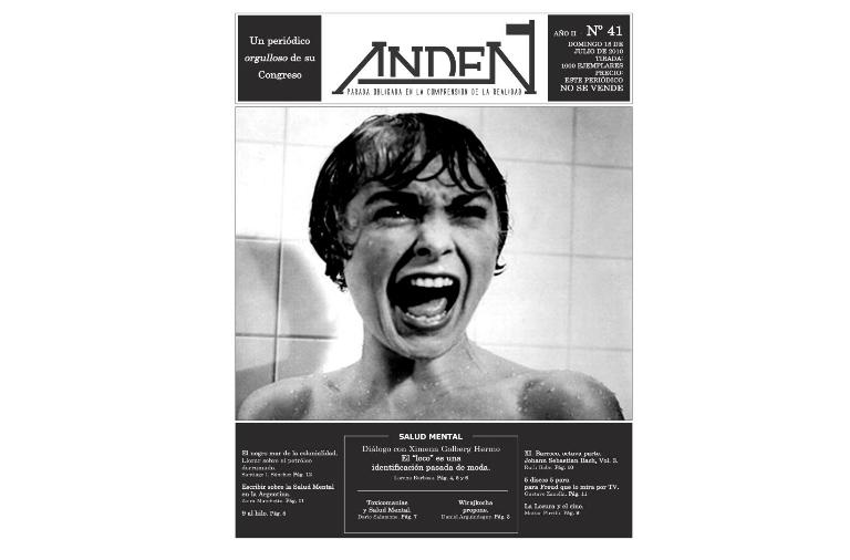Salud Mental en la Argentina - Editorial 41