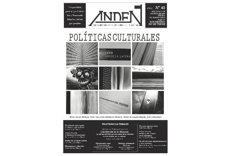 Políticas Culturales - Editorial 42