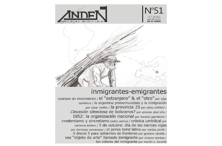 Las Formas de la Extranjería - Editorial 51