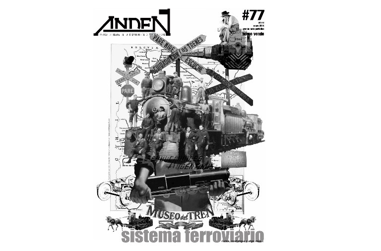 Andén 77 – Sistema Ferroviario