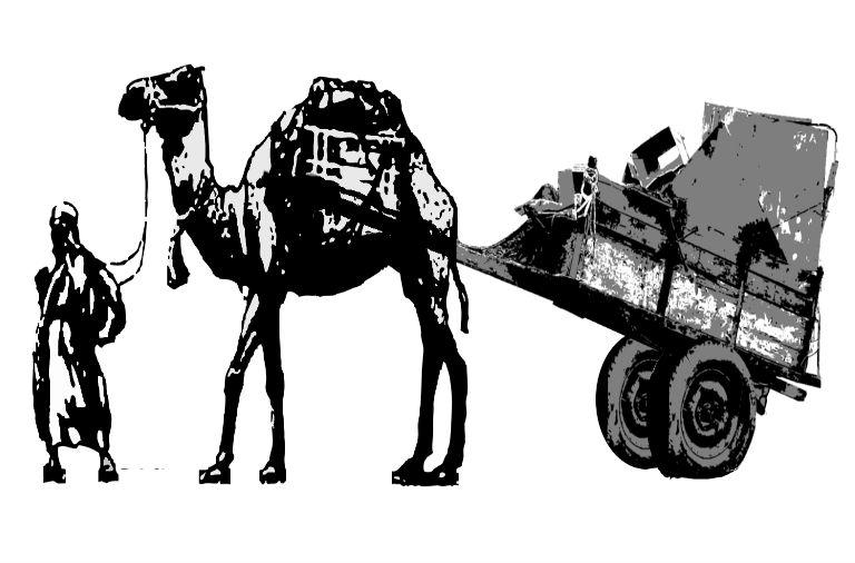 Basura y comunidad: el caso de los zabbaleen de Mokattam en Egipto - Andén 83