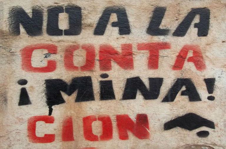 """Diálogo con Darío Aranda: """"El extractivismo lleva a violaciones de los derechos humanos"""" - Andén 66"""