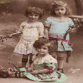 Florencia Zapata, Lorena Cañardo, Virginia Salerno