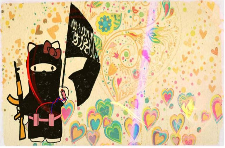 Aquellos colores que matan: ISIS y su bandera negra - Andén 84