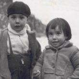 Mercedes Palumbo y Alejandro Campos