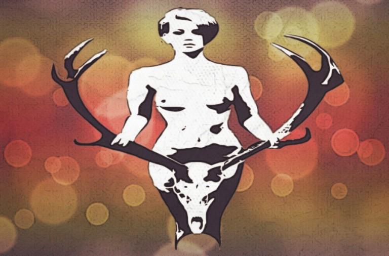 Inanna y el fruto prohibido: sobre el vuelo de las brujas y la construcción de arquetipos sexuales abyectos - Andén 86