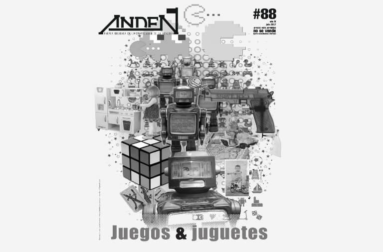 Andén 88 - Juegos y juguetes