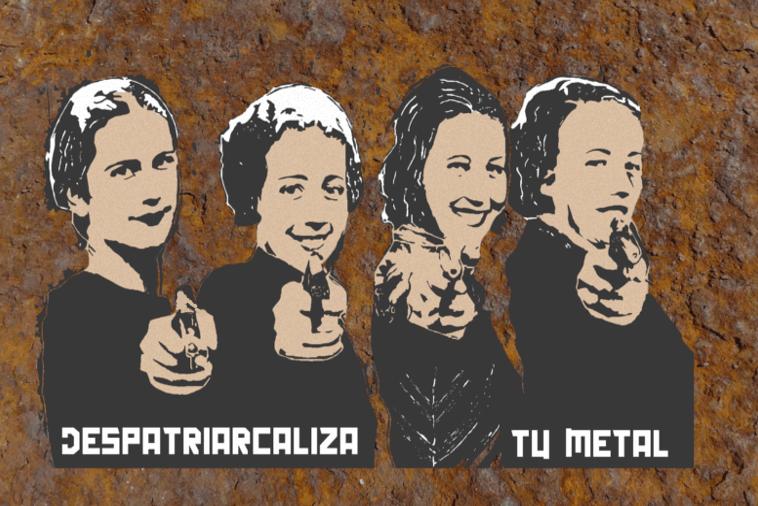 Las mujeres como sujetos transformadores del Heavy Metal - Andén 89