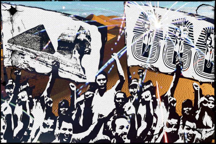 Y, al final, ¿todo sigue igual?: de la primavera al otoño árabe a través de la novelística egipcia - Andén 89