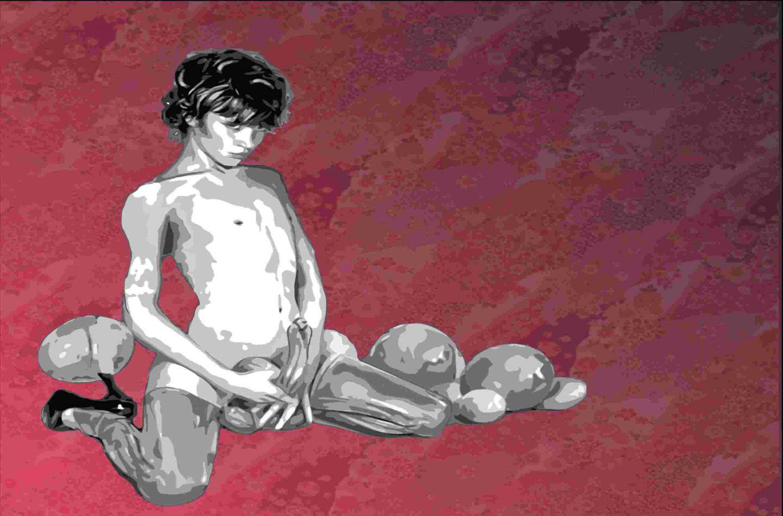 YAOI-Porno para señoritas - Andén 89