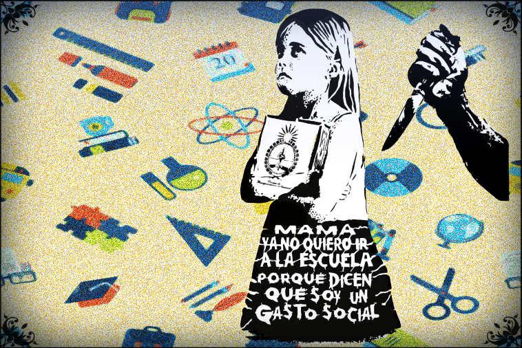 Plan maestro: terrorismo en la educación - Andén 90