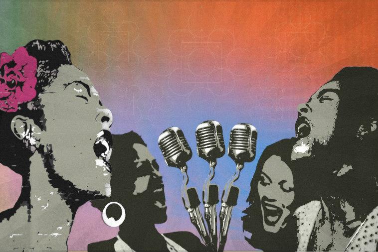 Cantos del alma, voces del espíritu - Andén 91