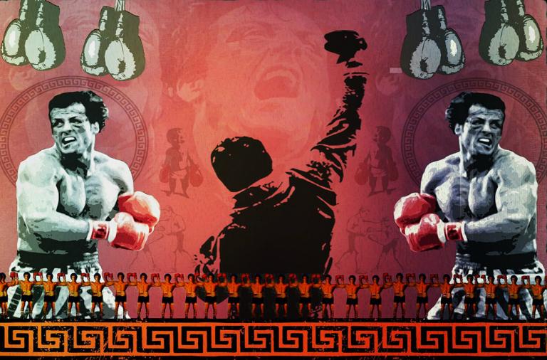 Rocky, mito - Andén 92