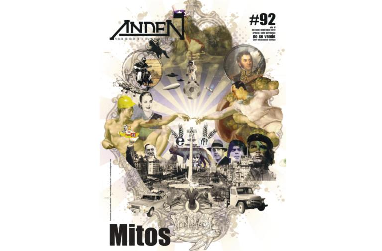 Andén 92 - Mitos