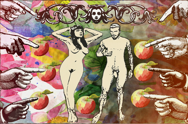 Ensayo teatral sobre el mito de Eva y Adán - Andén 92