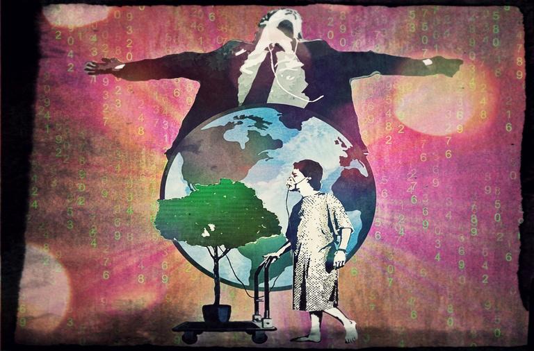 Climatoquietistas. Por una política de la desesperanza